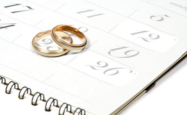 Como fazer a organização de casamento