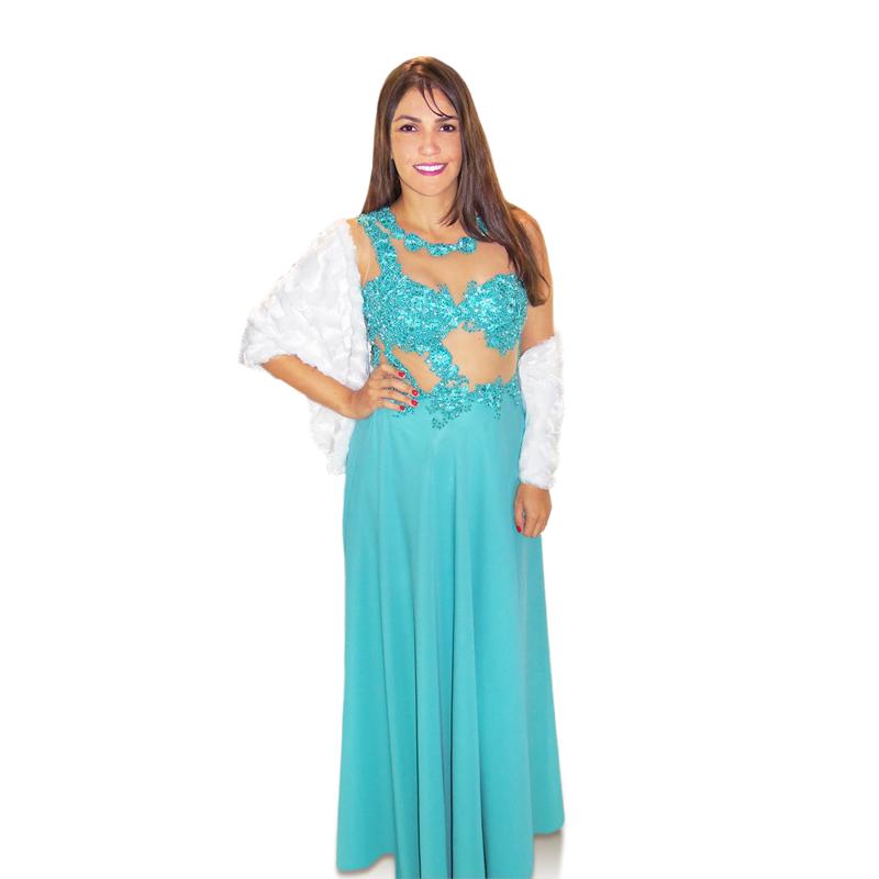 Vestido Luxo Belle