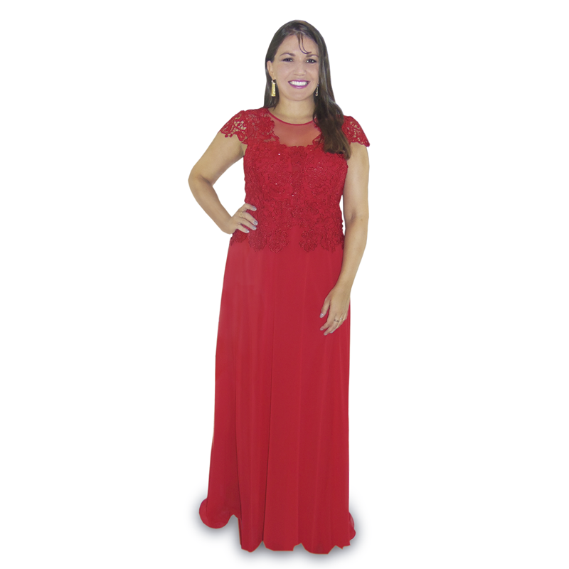 Vestido Praela