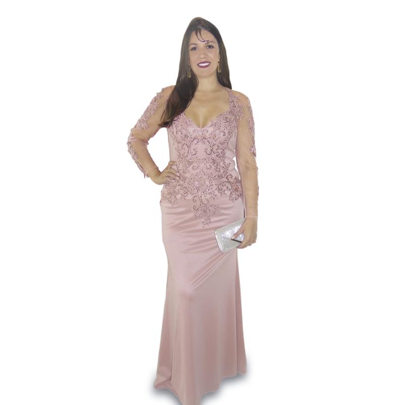 Vestido Longo Sonia Baek