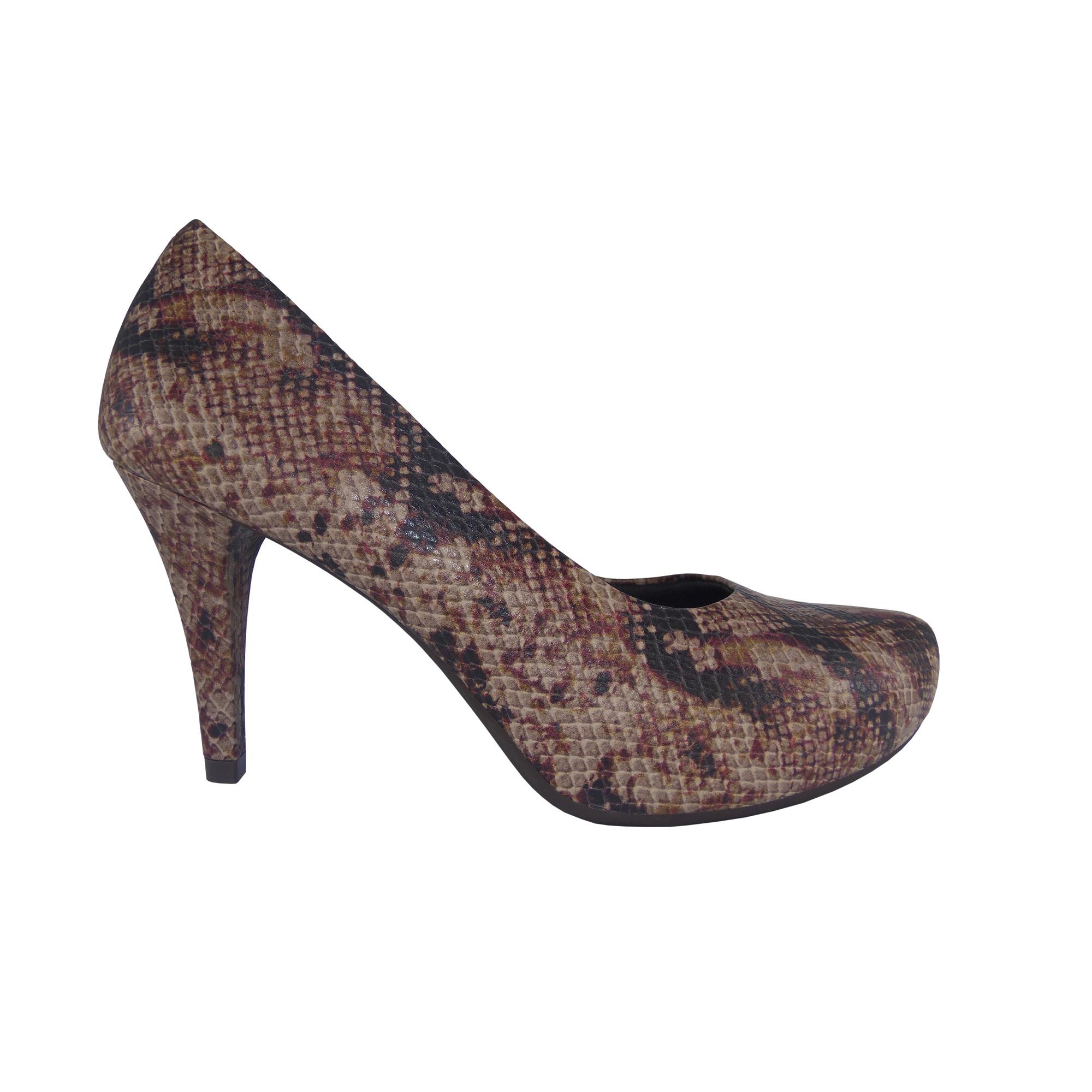 Sapato Piton Usaflex