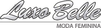 logotipo Luxo Belle Moda Feminina