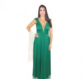 Vestido Verde Fesperamor