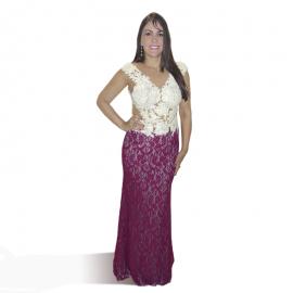 Vestido Yeda Nolasco